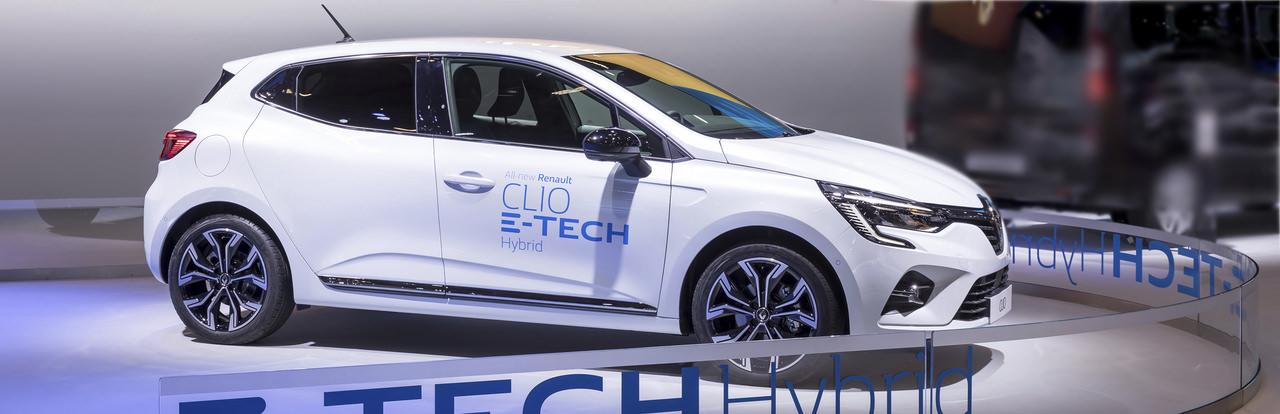 E-TECH Hybrid