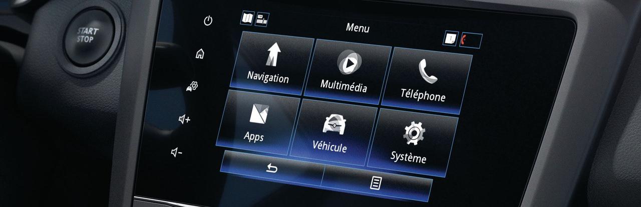 Odkryj wyposażenie multimedialne
