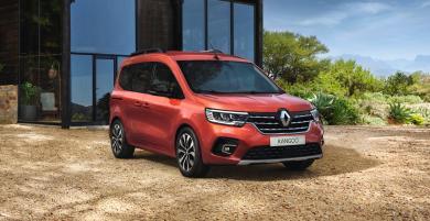 Nowe Renault Renault Kangoo