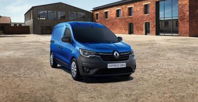 Nowe Renault Express