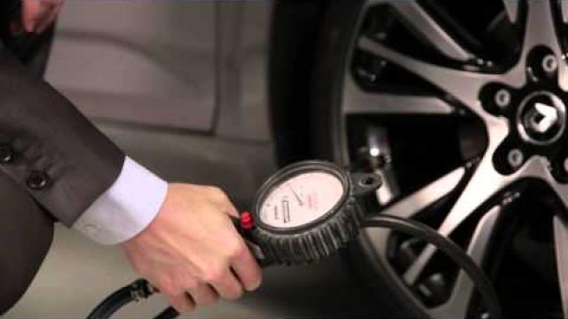 System kontroli ciśnienia w oponach