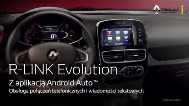 R-LINK EVOLUTION Z APLIKACJĄ ANDROID AUTO - POL