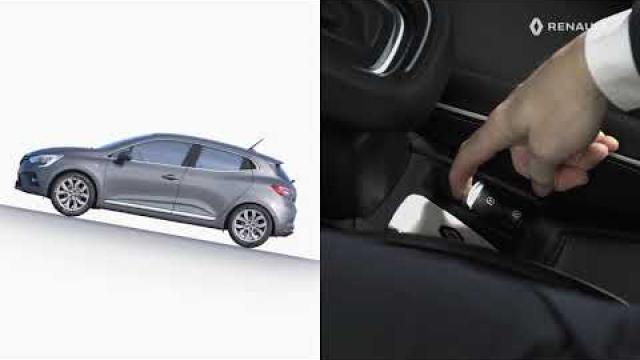 UŻYWANIE AUTOMATYCZNEGO HAMULCA PARKINGOWEGO I OMÓWIENIE FUNKCJI AUTOHOLD